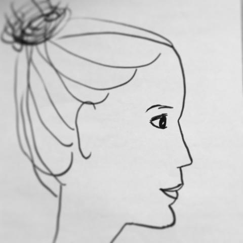 Edding Portrait