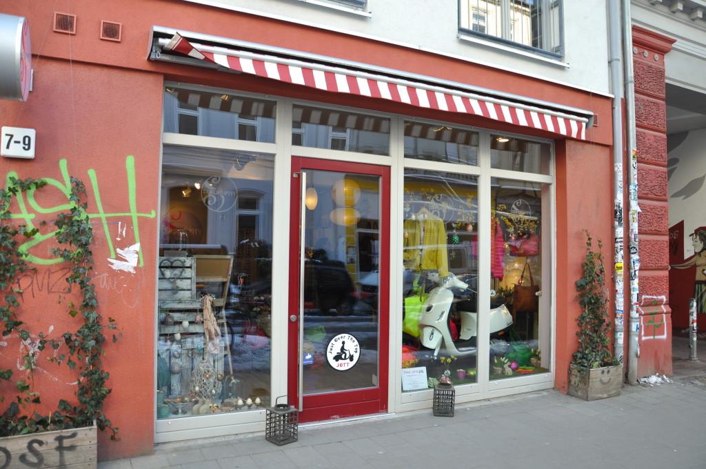 Serendipity Karoviertel St. Pauli Marktstraße