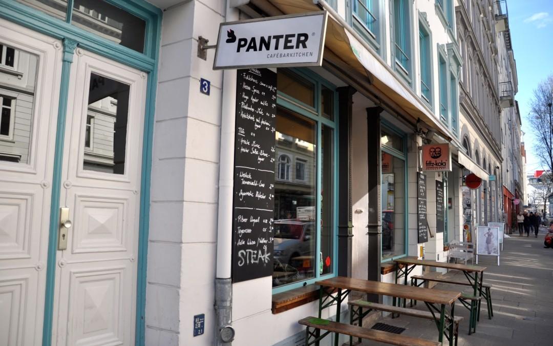 Hamburg, Karoviertel I – Café Panter