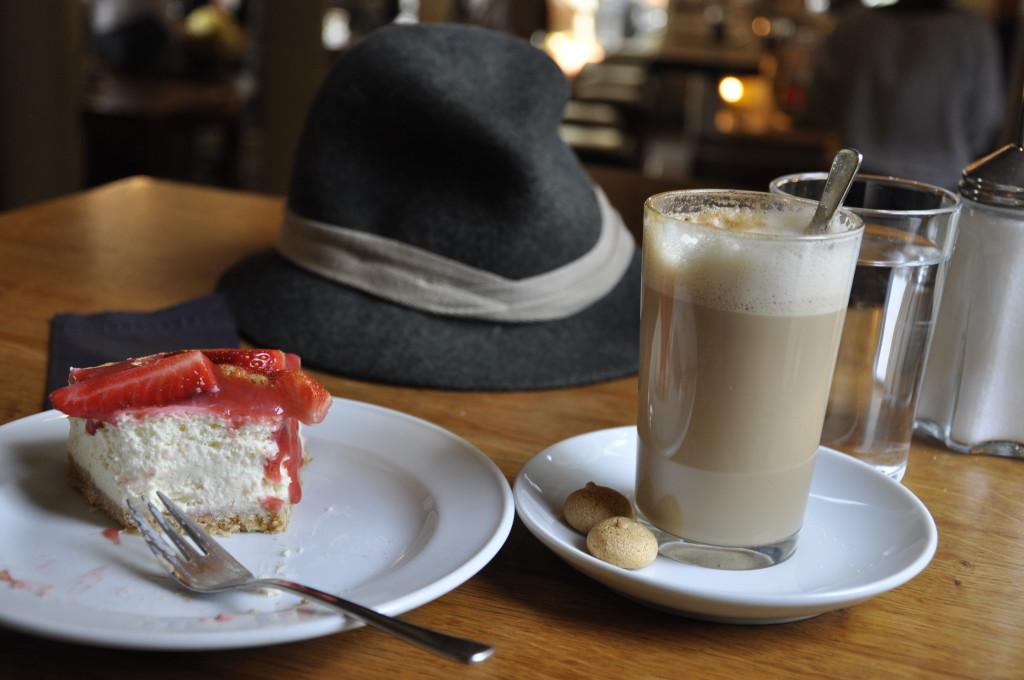Hamburg Ottensen Café Knuth