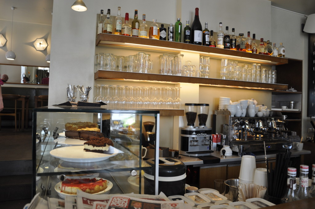 Café Knuth Hambug Ottensen