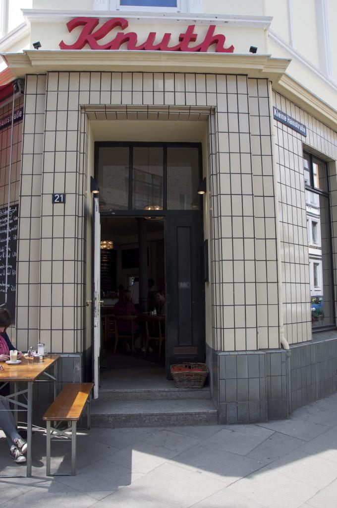 Café Knuth Hamburg Ottensen