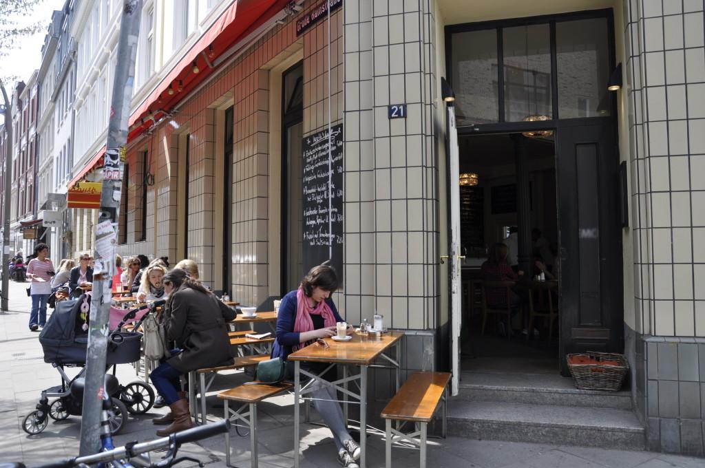 Ottensen Knuth Hamburg Café Altona