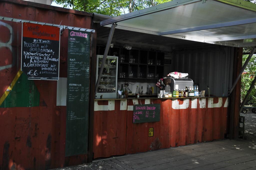 Berlin Kreuzberg Urban Gardening Garten Cuisine