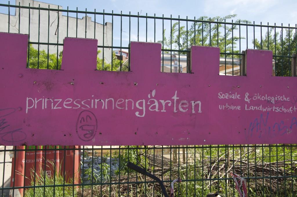 Prinzessinnengarten Berlin Kreuzberg Urban Gardening