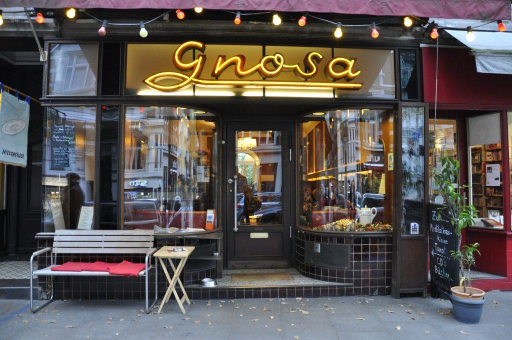 Gnosa Lane Reihe St. Georg