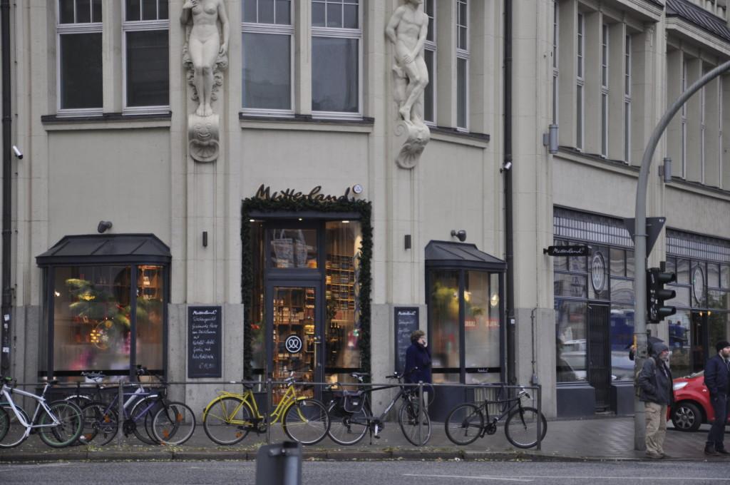 Lange Reihe Hamburg Mutterland St. Georg
