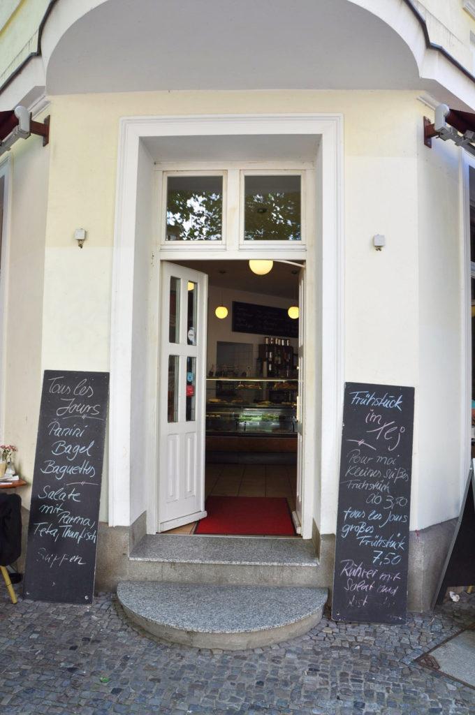 Tous les Jours Berlin Café Hufelandstraße Plenzlauerberg Frühstück