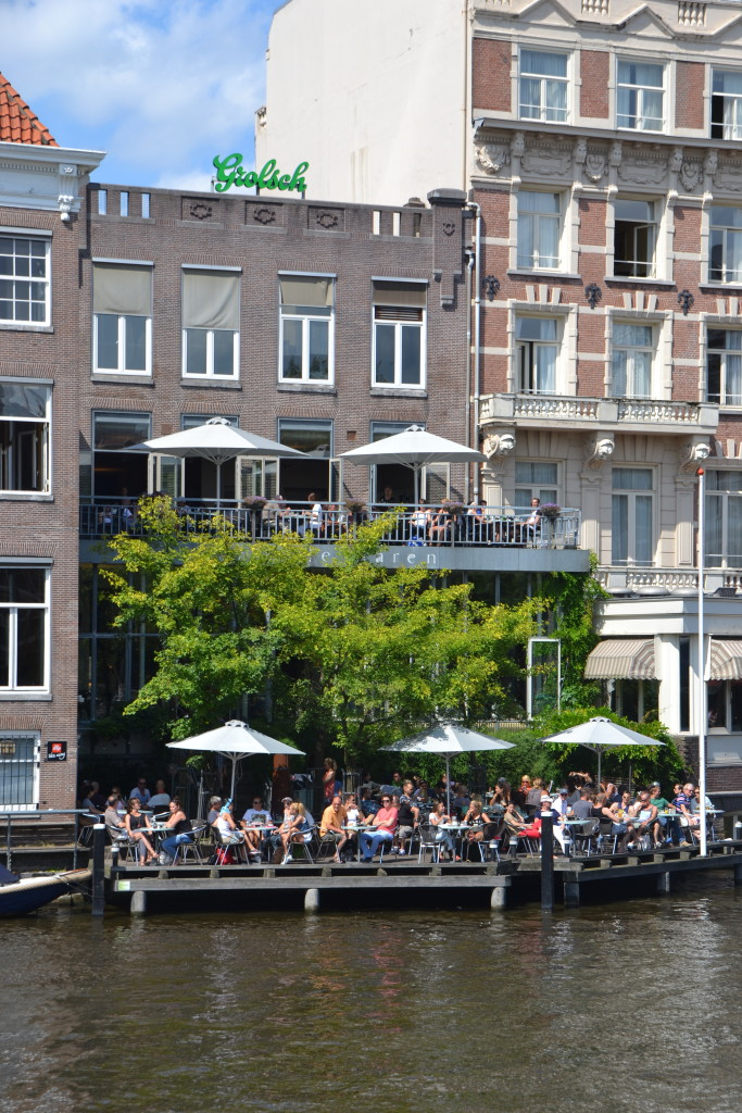 Amsterdam Café de Jaren