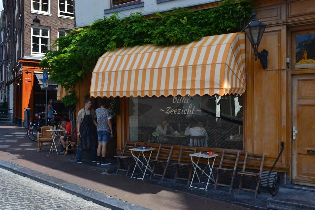 Café Villa Zeezicht