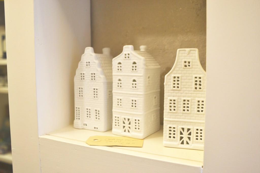 Zafra Amsterdam Häuser Laden