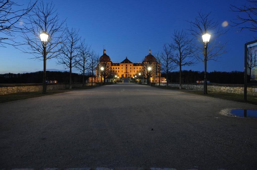 Dresden Sightseeing Schloss