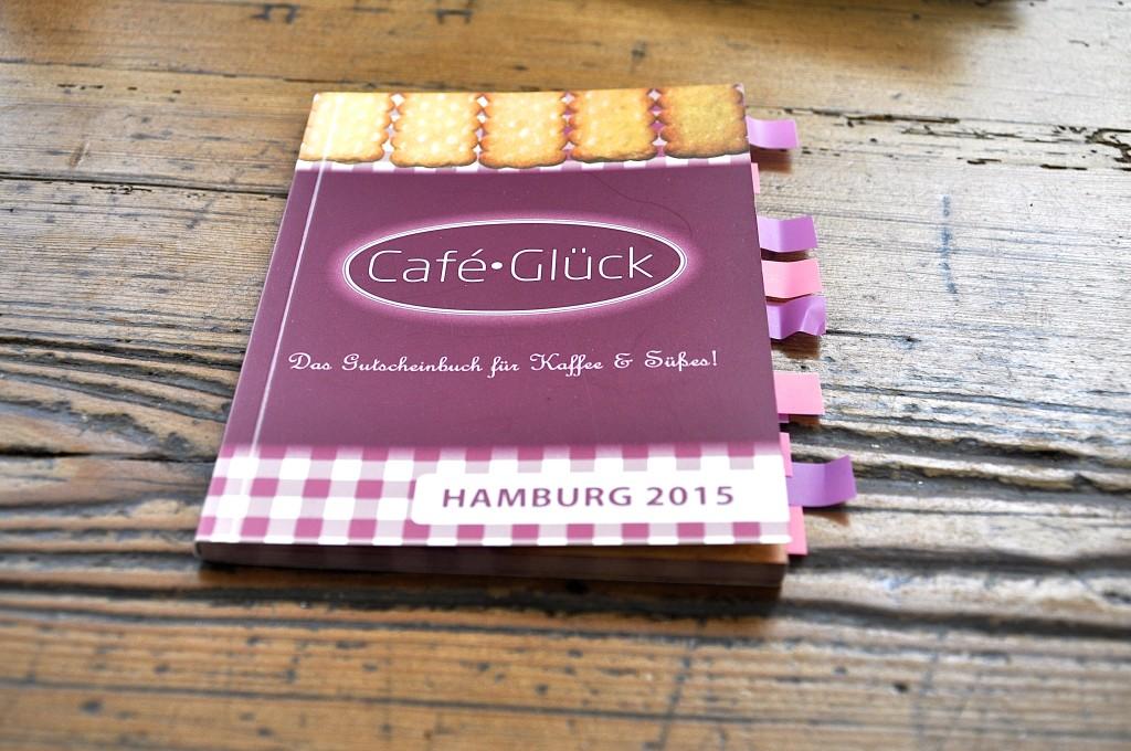 Café Glück Gutscheinbuch Hamburg