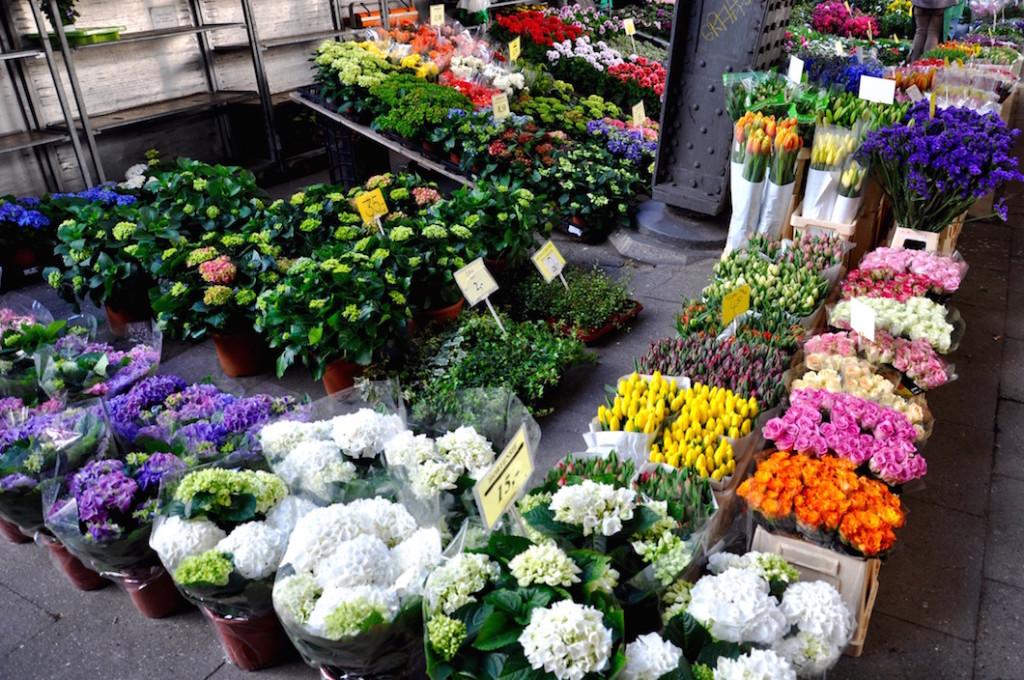 Isemarkt Hamburg Eppendorf Wochenmarkt