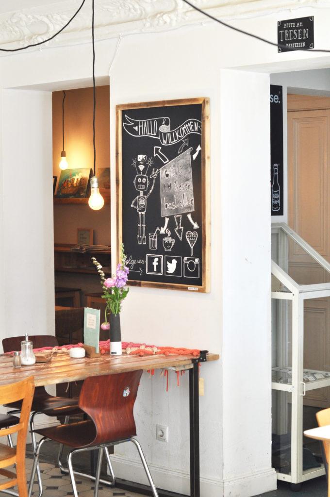 Salon Wechsel Dich Hamburg Rotherbaum Grindel Grindelhof Café Hamburg Waffeln Interior