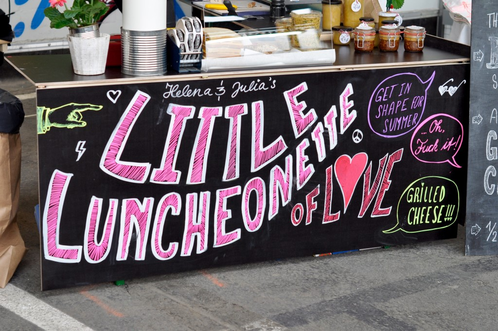 Little Luncheonette