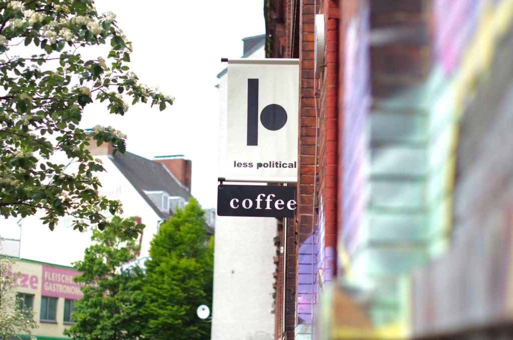 Café less political Hamburg Schanze Kaffeeliebe