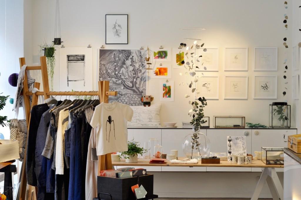 Manos Design Store Stockholm Schweden Södermalm