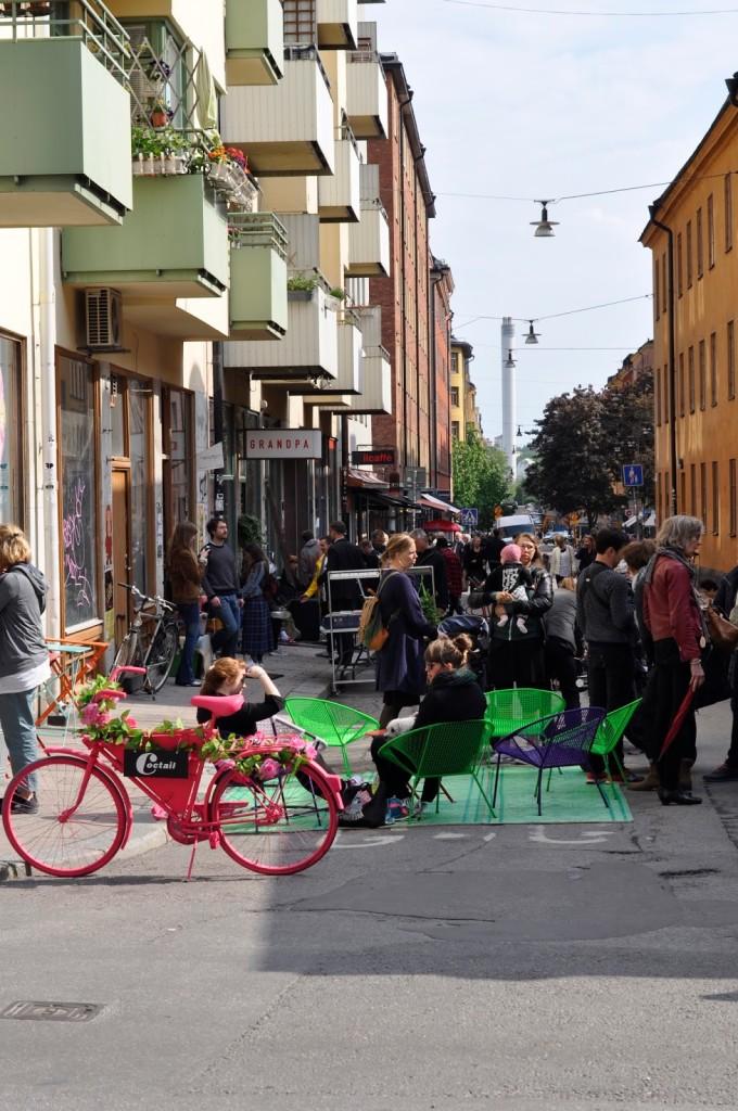 Stockholm Schweden Södermalm