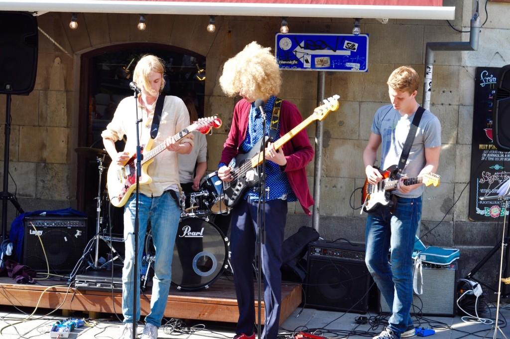 Make Music Stockholm