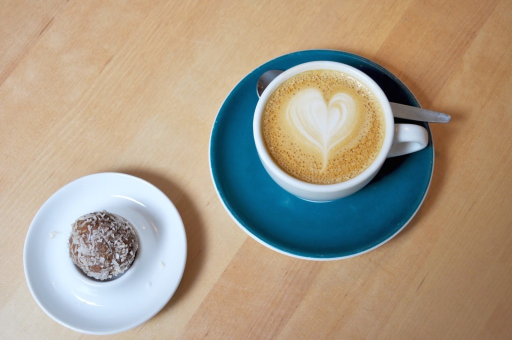Stockholm Schweden Södermalm Drop Coffee Roasters