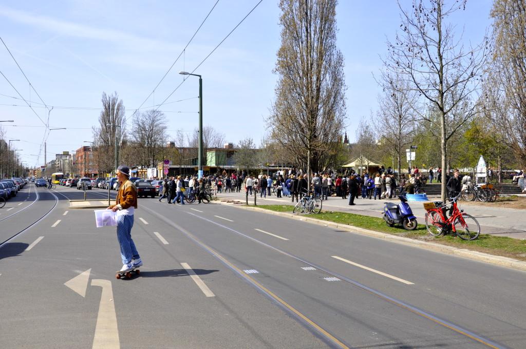 Berlin Stadtgefühle Mauerpark