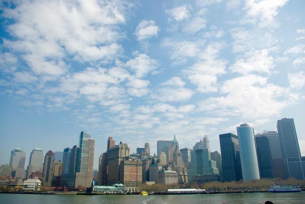 New York Stadtgefühle