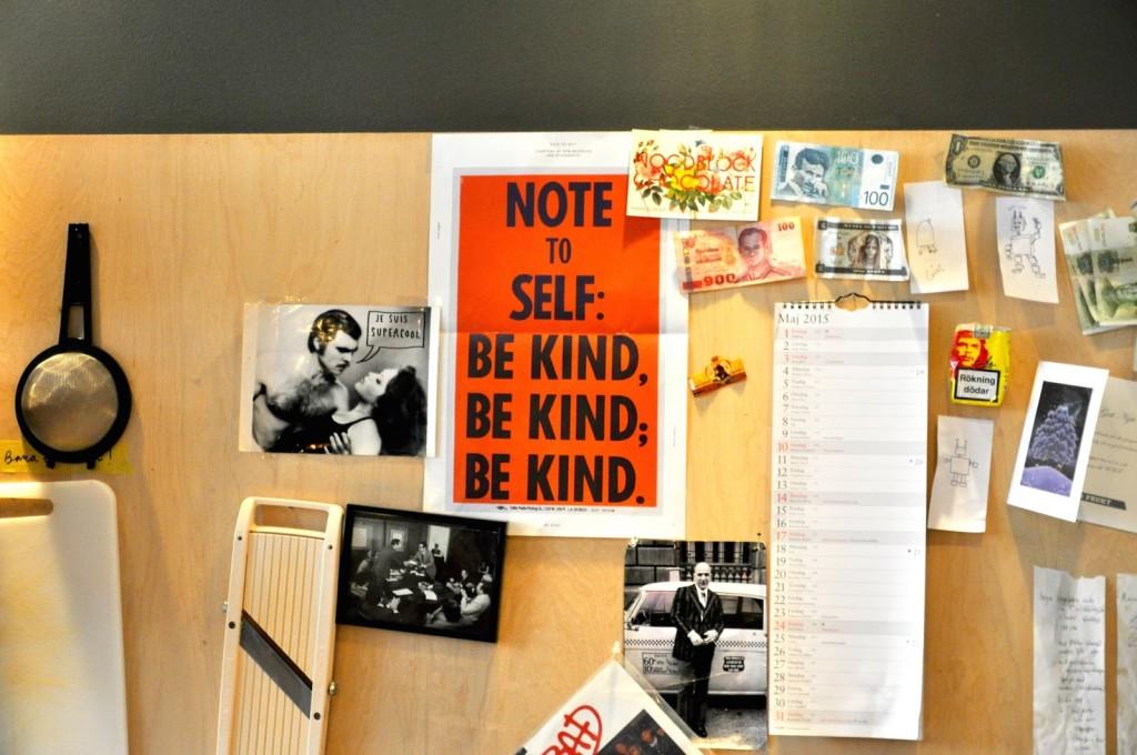 Be Kind Stockholm Tous les Jours