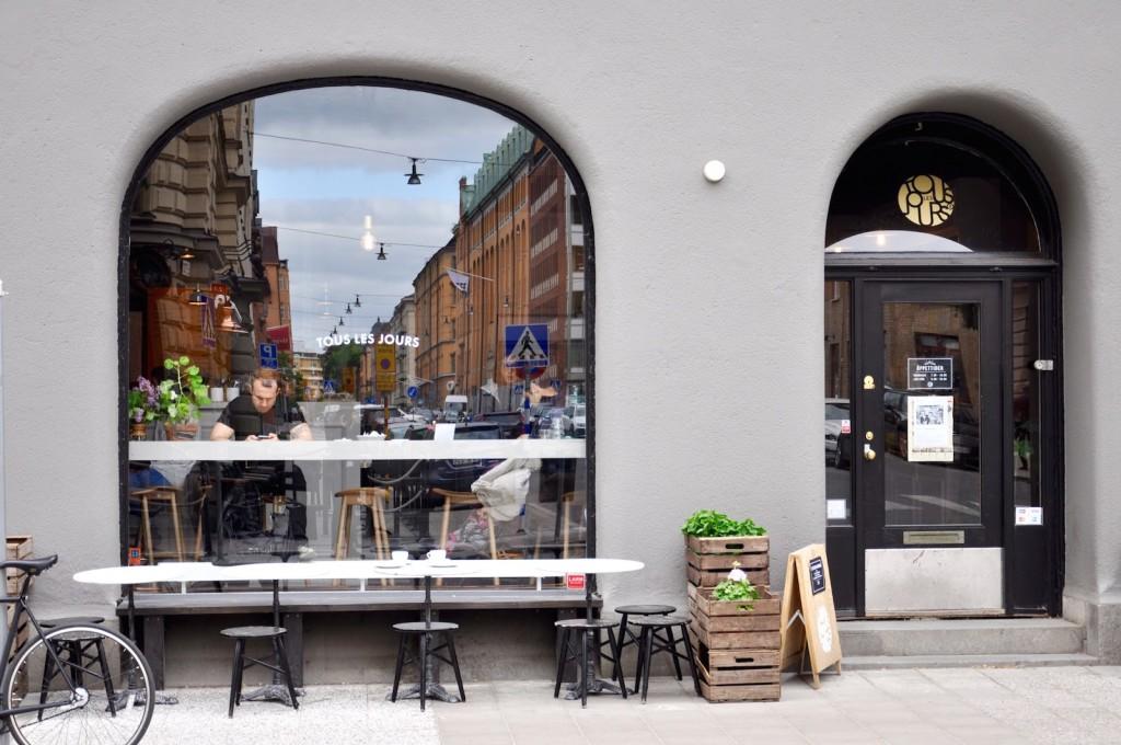 Café Tous les Jours Stockholm Vasastan