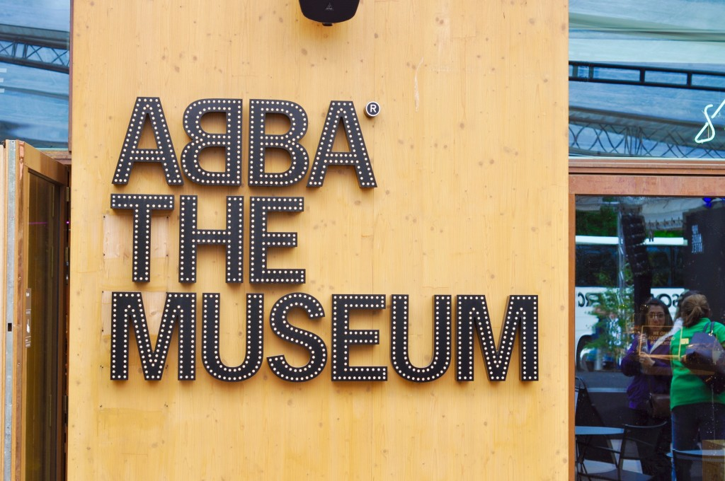 Abba the Museum Stockholm Guide Schweden