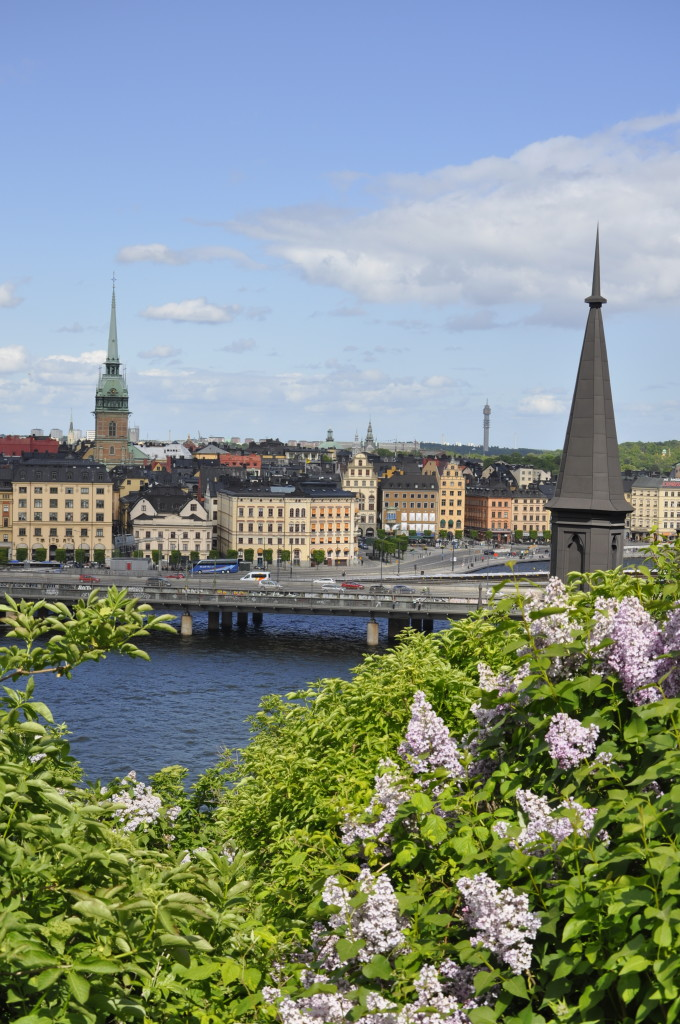 Stockholm Guide View Gamla Stan