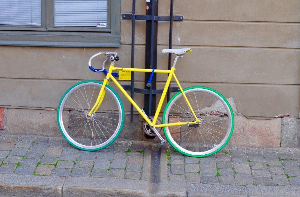 Fahrrad Stockholm Guide Bike