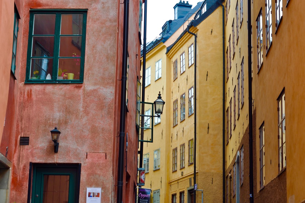 Stockholm Guide Gamla Stan