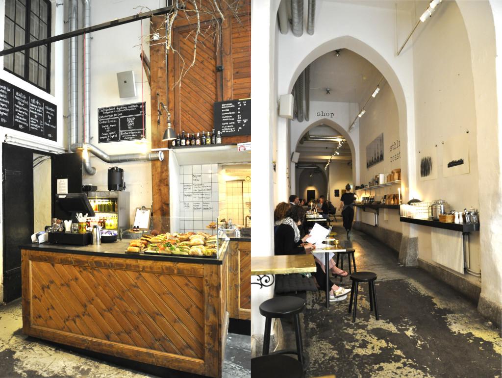 mode kaffee konst mat Snickarbacken 7 Norrmalm Kaffeverket Stockholm Guide