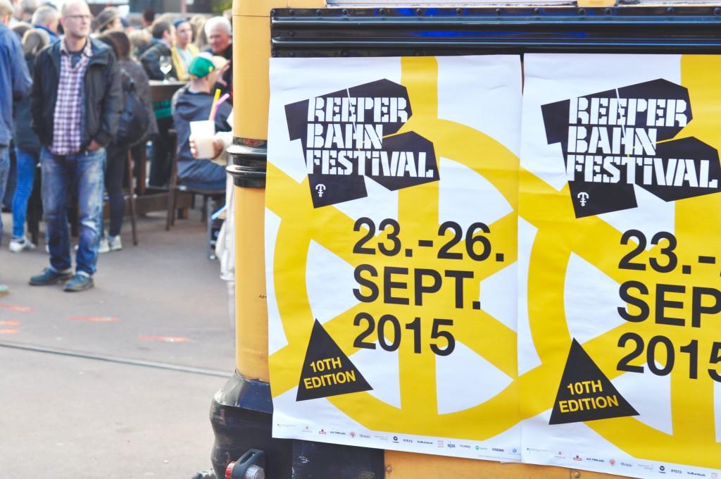 Reeperbahn Festival 2015 Hamburg St. Pauli Musik
