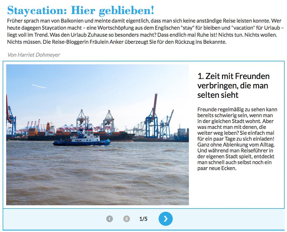 Fräulein Reise Blog