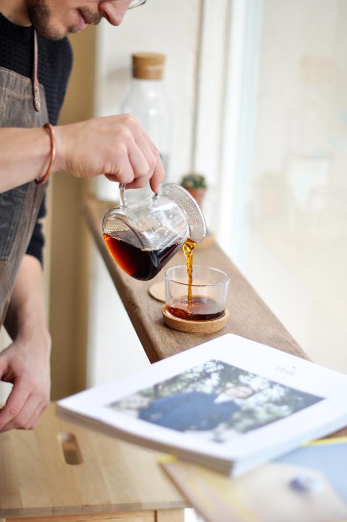 Coffee Coffeguide Scandinavian Roasters St. Pauli Tørnqvist