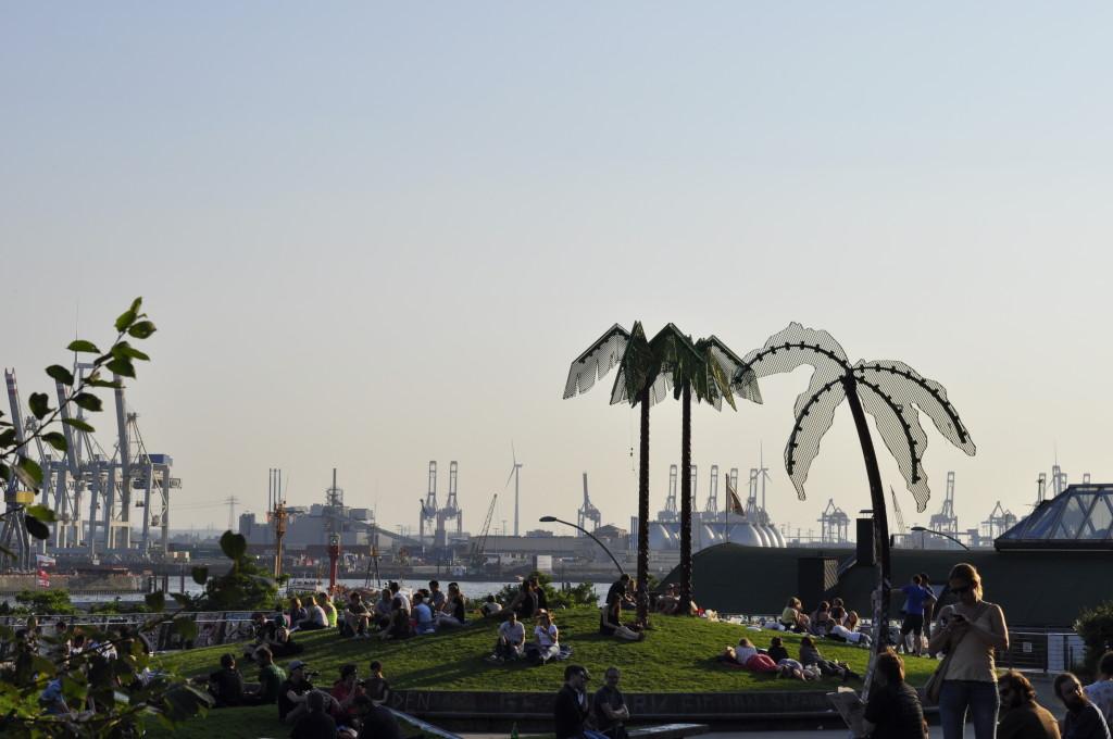 Hamburg Park Fiction Sommer Jahresrückblick Fräulein Anker
