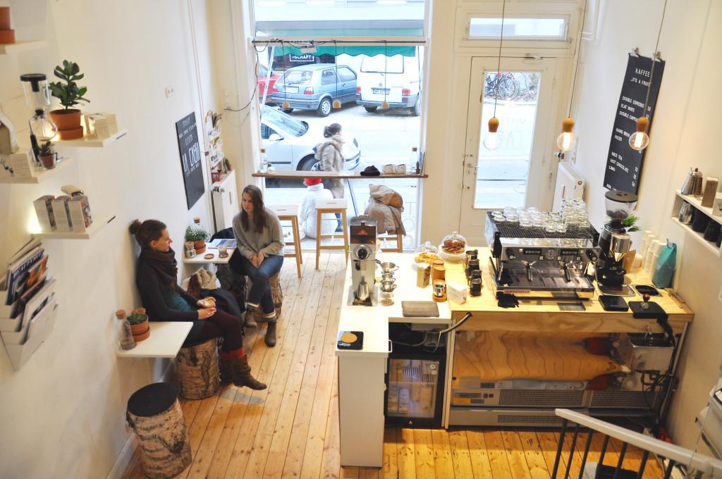 St. Pauli Tornqvist Coffee Tørnqvist