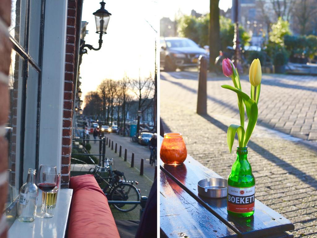1 Café Tabac Bar Amsterdam Doppelbild Amsterdam Centrum