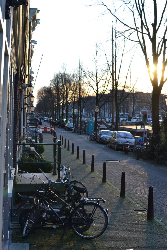 Amsterdam Gracht Centrum