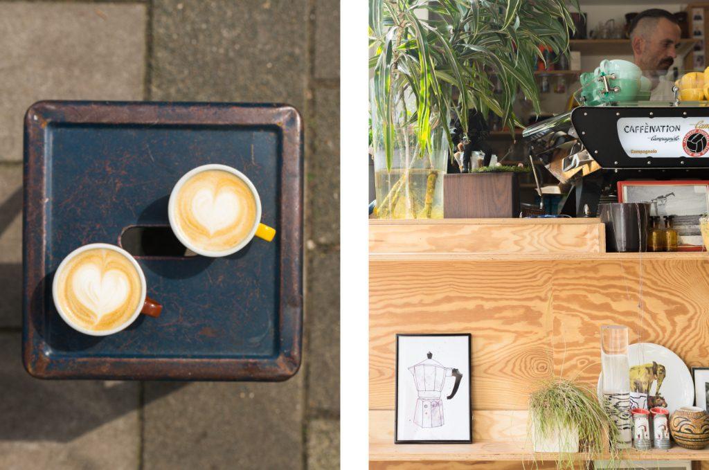 Amsterdam West Caffènation Specialty Coffee