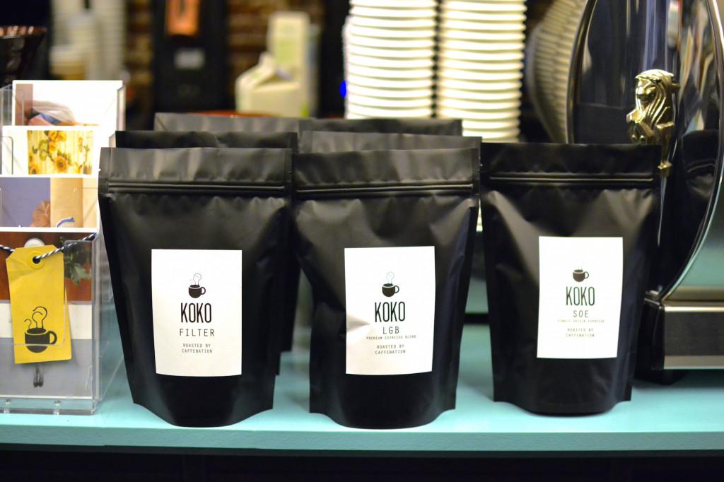 Koko Amsterdam Coffeeplace Coffeestore Café Guide Centrum