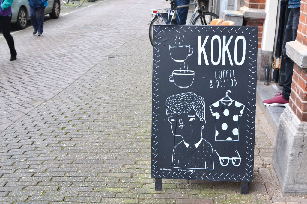 Koko Coffee and Design Amsterdam Centrum