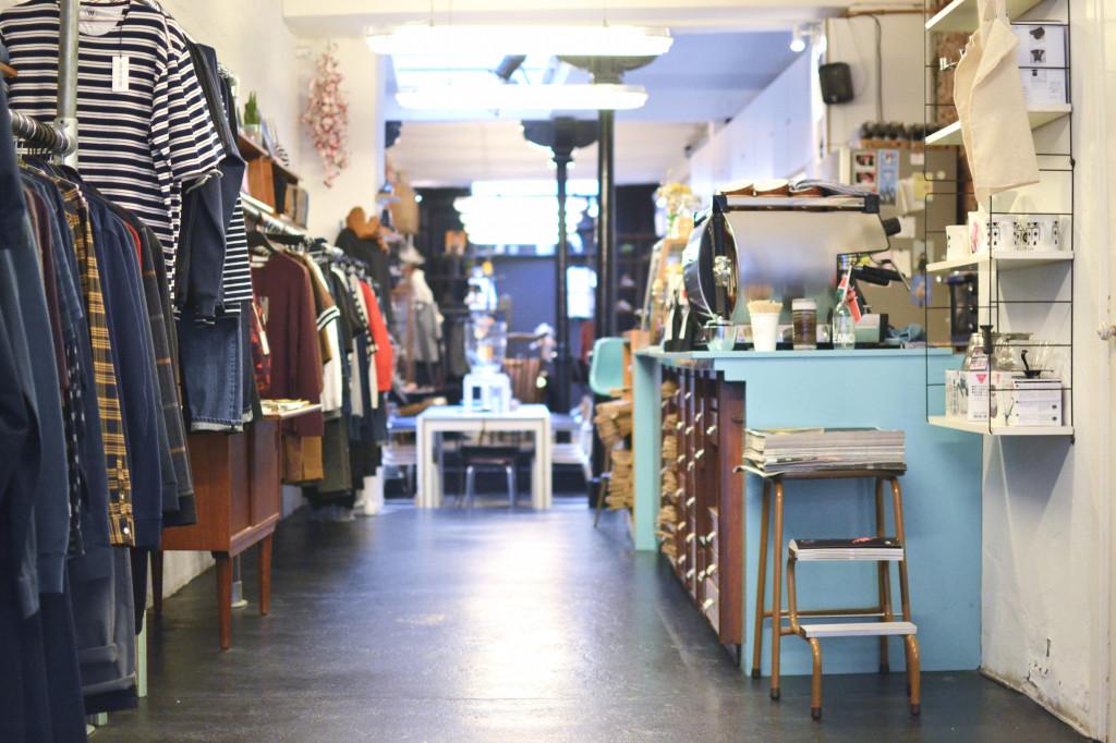 Koko Coffee and Design Amsterdam Centrum Coffeeplace
