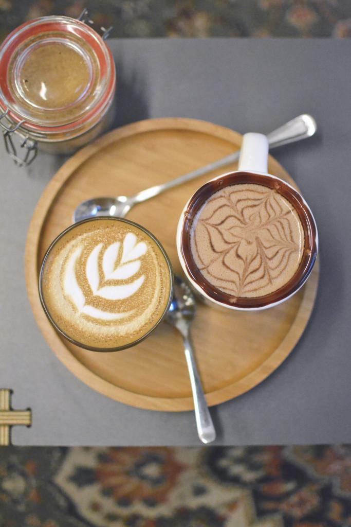 Koko Coffee and Design Amsterdam Centrum Flat White Coffee