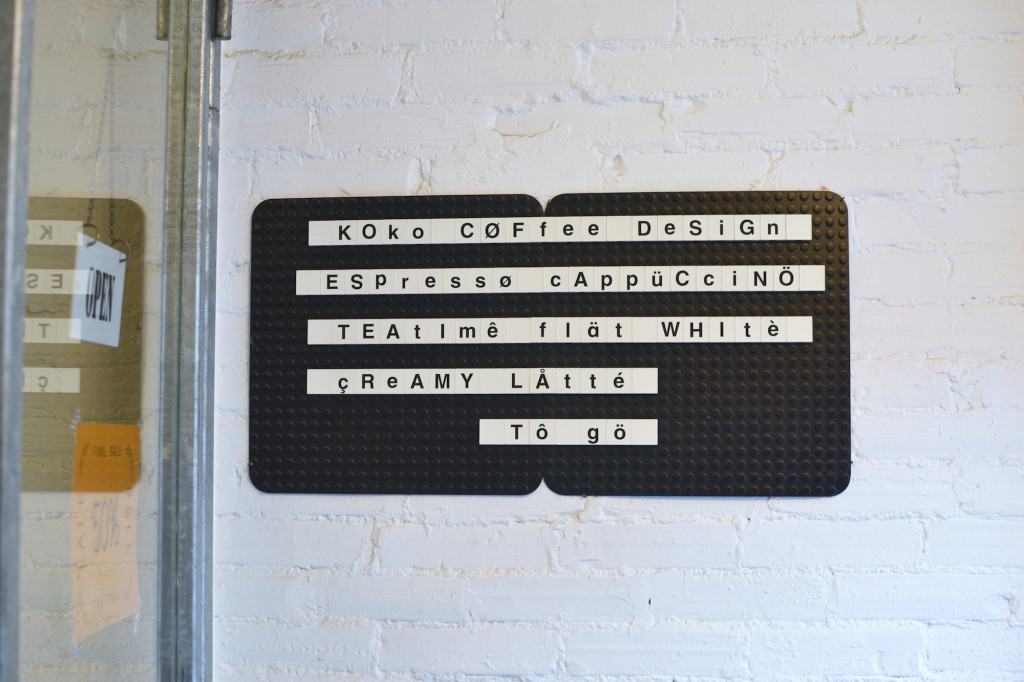 Koko Coffee and Design Amsterdam Guide Coffee Roasters