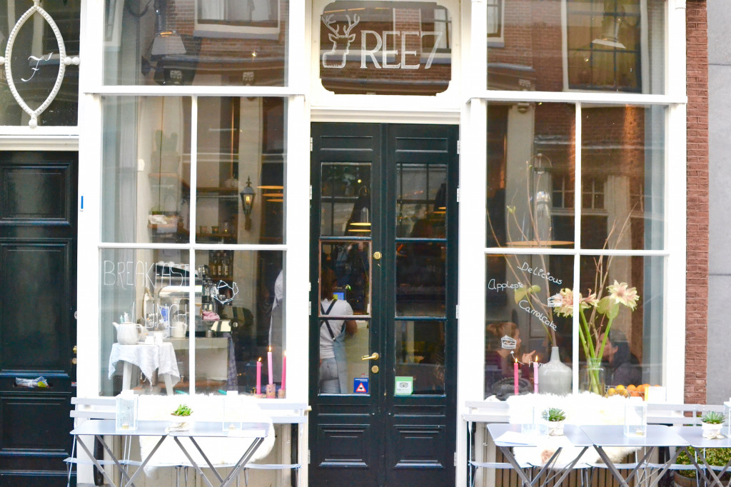 Ree7 Reestraat Café Amsterdam Guide Centrum