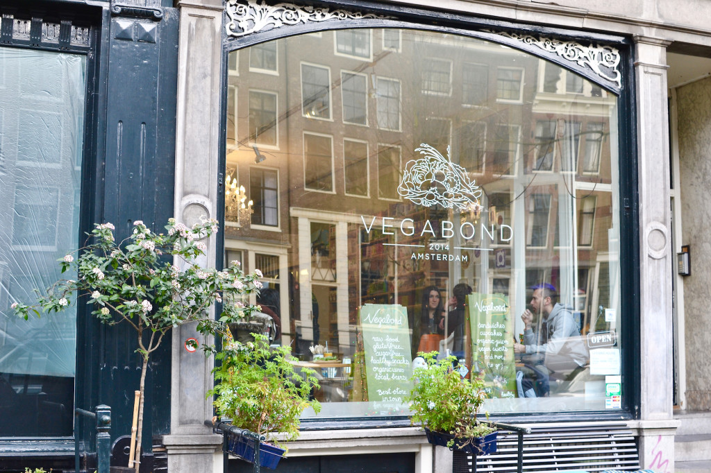 Vegabond Leliegracht Amsterdam Centrum Yummy Vegan Café