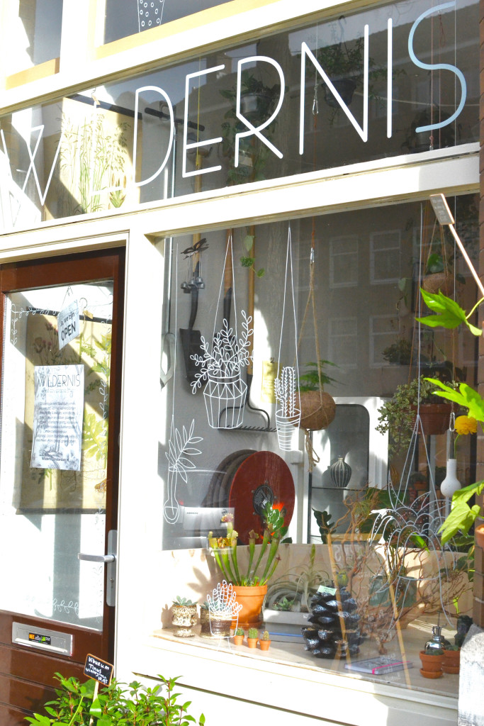 wildernis urbanjunglebloggers plants Amsterdam West